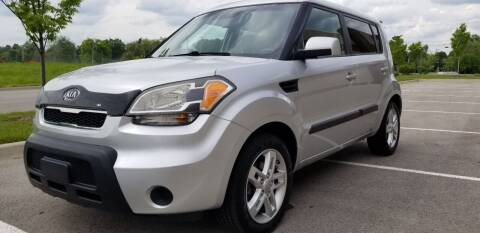 2011 Kia Soul for sale at Derby City Automotive in Louisville KY