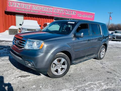 2013 Honda Pilot for sale at LUXURY IMPORTS AUTO SALES INC in North Branch MN