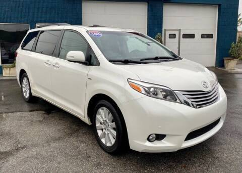 2016 Toyota Sienna for sale at Saugus Auto Mall in Saugus MA
