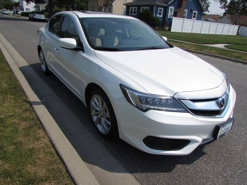 2018 Acura ILX for sale at First Choice Automobile in Uniondale NY