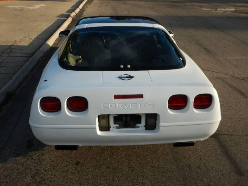 1996 Chevrolet Corvette 2dr Hatchback - Los Angeles CA