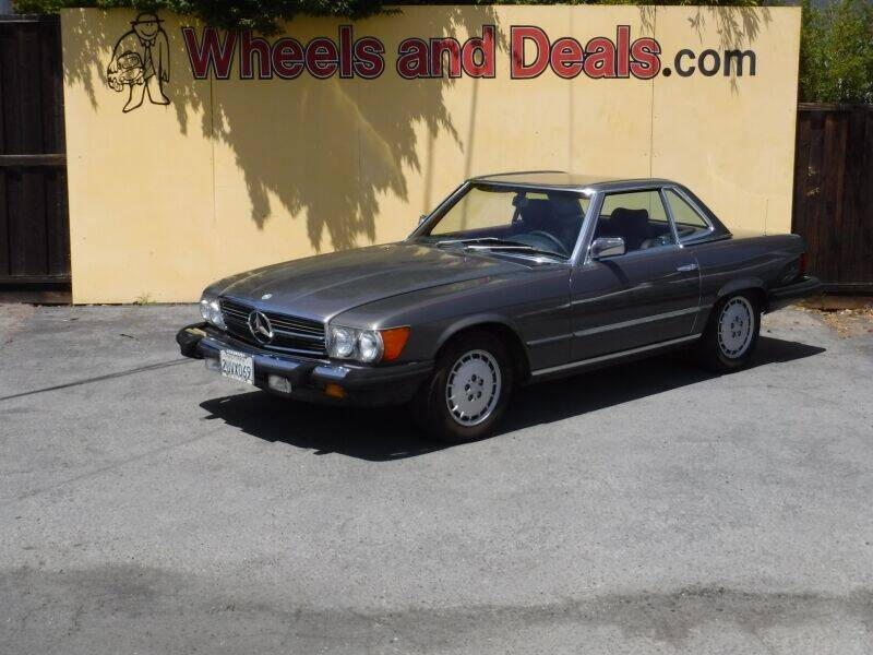 1985 Mercedes-Benz 380-Class for sale in Santa Clara, CA