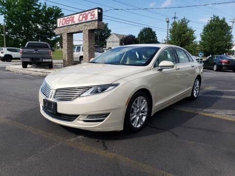 2014 Lincoln MKZ for sale at I-DEAL CARS in Camp Hill PA