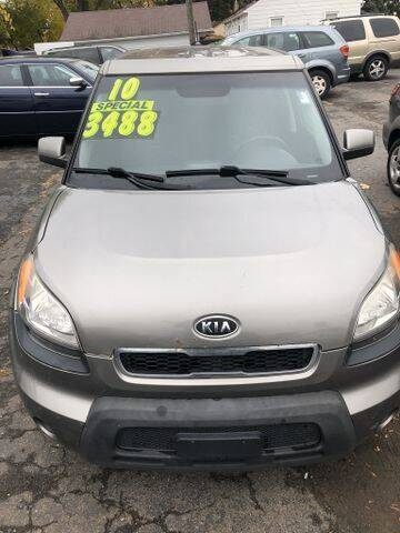 2010 Kia Soul for sale at Al's Linc Merc Inc. in Garden City MI