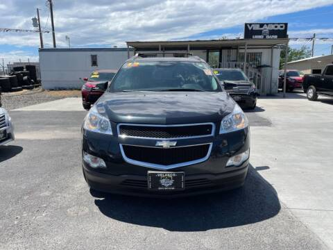 2012 Chevrolet Traverse for sale at Velascos Used Car Sales in Hermiston OR