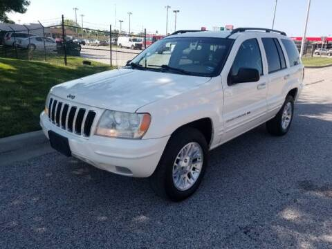 2002 Jeep Grand Cherokee for sale at Government Fleet Sales in Kansas City MO