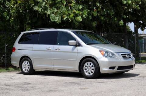 2008 Honda Odyssey for sale at No 1 Auto Sales in Hollywood FL