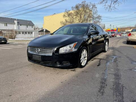 2010 Nissan Maxima for sale at Kapos Auto, Inc. in Ridgewood, Queens NY