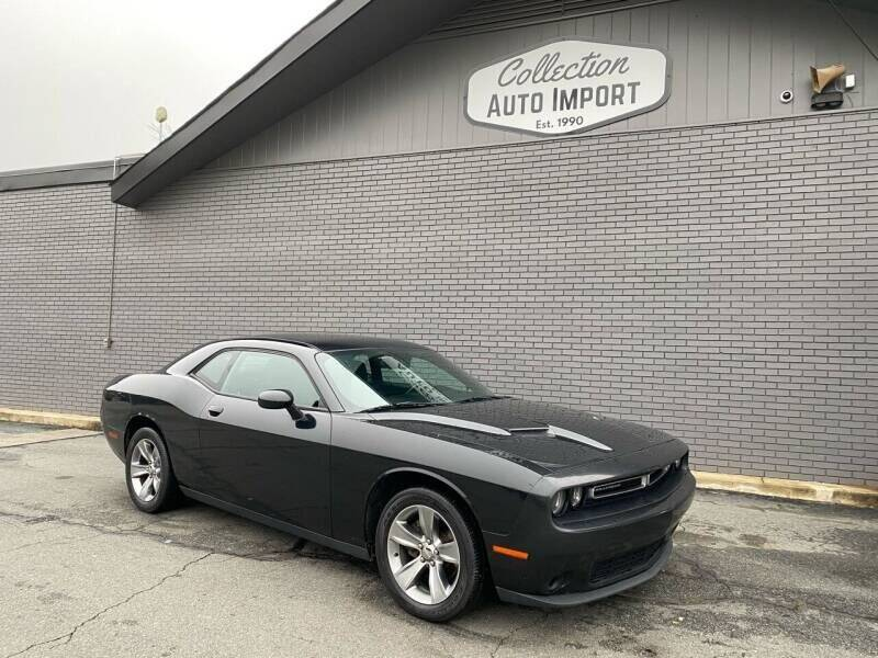 2016 Dodge Challenger for sale at Collection Auto Import in Charlotte NC