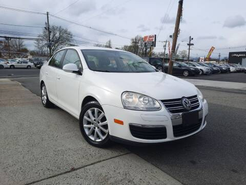 2010 Volkswagen Jetta for sale at K & S Motors Corp in Linden NJ