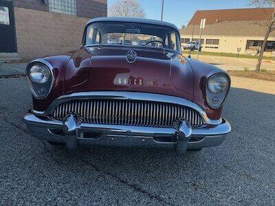1954 Buick 40 Special for sale at MICHAEL'S AUTO SALES in Mount Clemens MI