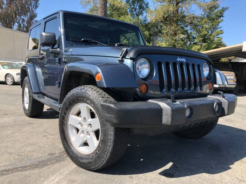 2007 Jeep Wrangler for sale at Martinez Truck and Auto Sales in Martinez CA