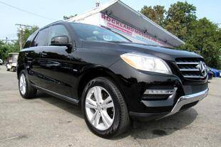 2012 Mercedes-Benz M-Class AWD ML 350 4MATIC 4dr SUV - West Nyack NY