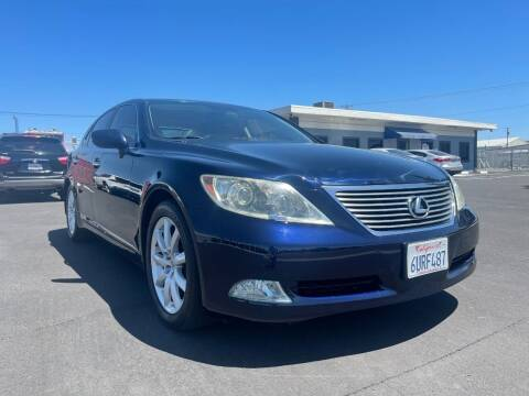 2008 Lexus LS 460 for sale at Approved Autos in Sacramento CA