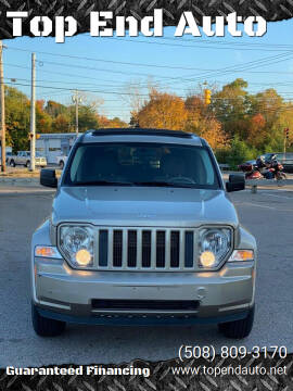 2011 Jeep Liberty for sale at Top End Auto in North Atteboro MA