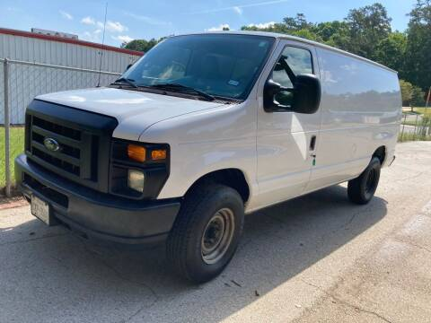2013 Ford E-Series Cargo for sale at Peppard Autoplex in Nacogdoches TX
