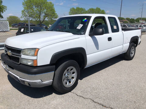 2006 Chevrolet Silverado 1500 for sale at Sonny Gerber Auto Sales in Omaha NE