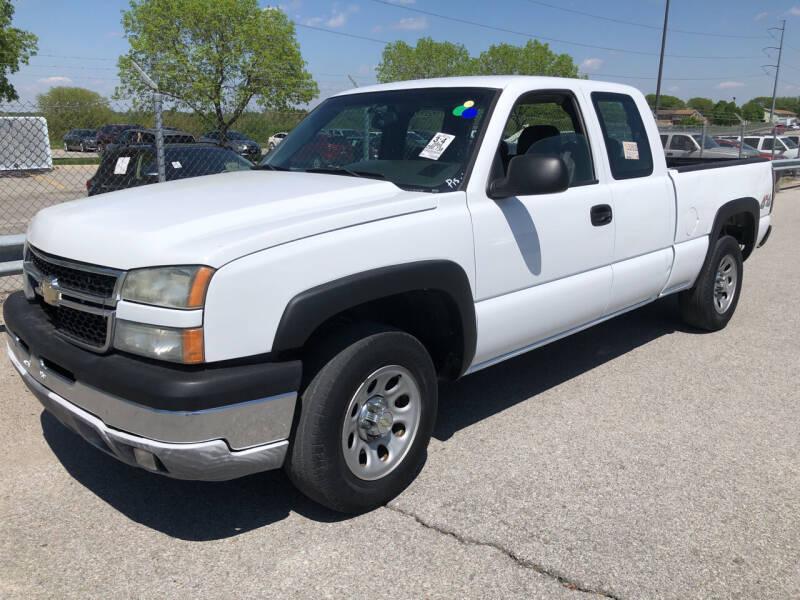 2006 Chevrolet Silverado 1500 for sale at Sonny Gerber Auto Sales in Omaha NE