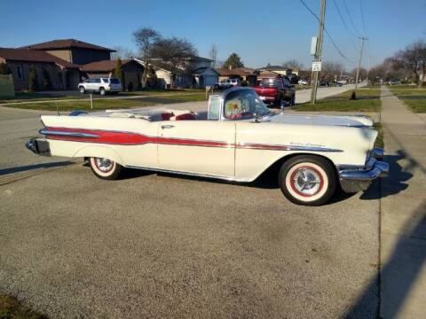 1957 Pontiac Star Chief for sale at Classic Car Deals in Cadillac MI