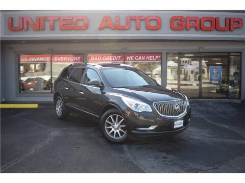 2017 Buick Enclave for sale at United Auto Group in Putnam CT