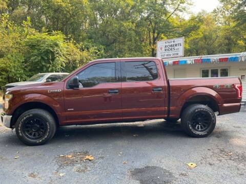 2016 Ford F-150 for sale at Roberts Rides LLC in Franklin OH