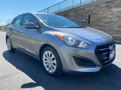 2017 Hyundai Elantra GT for sale at Elite Motors in Washington DC