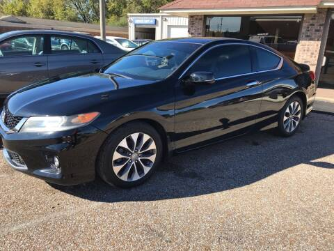 2013 Honda Accord for sale at AutoMax of Memphis in Memphis TN