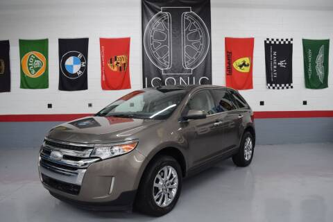 2013 Ford Edge for sale at Iconic Auto Exchange in Concord NC
