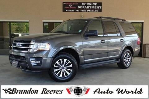 2017 Ford Expedition for sale at Brandon Reeves Auto World in Monroe NC