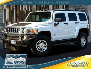 2006 HUMMER H3 for sale in Centennial, CO