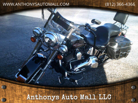 2008 Harley-Davidson HERITAGE CLASSIC for sale at Anthonys Auto Mall LLC in New Salisbury IN