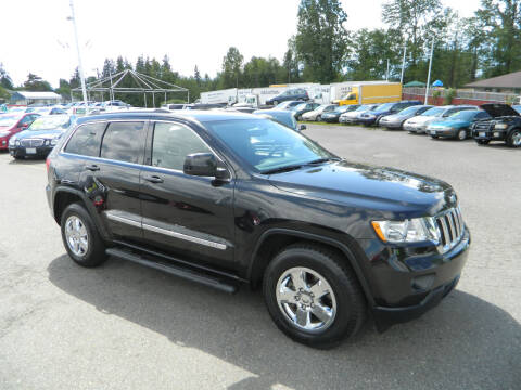 2011 Jeep Grand Cherokee for sale at J & R Motorsports in Lynnwood WA