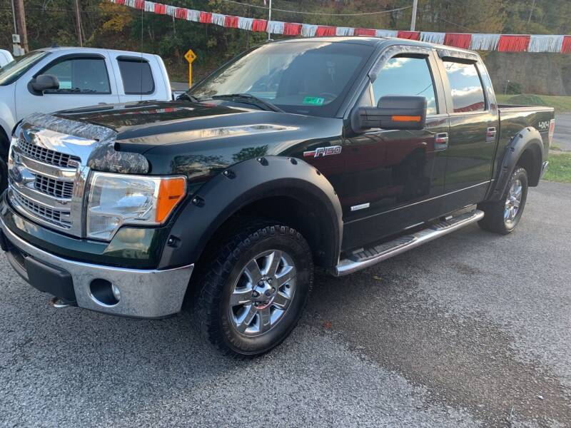 2014 Ford F-150 for sale at Turner's Inc - Main Avenue Lot in Weston WV