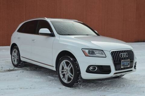2015 Audi Q5 for sale at World Class Motors LLC in Noblesville IN