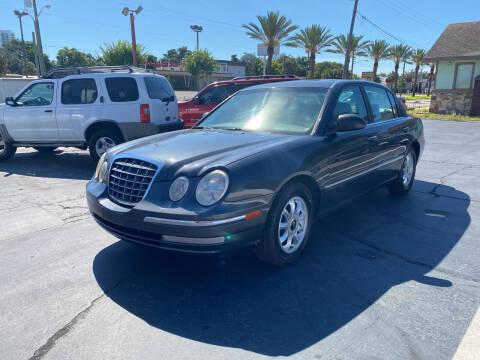 2004 Kia Amanti for sale at Riviera Auto Sales South in Daytona Beach FL