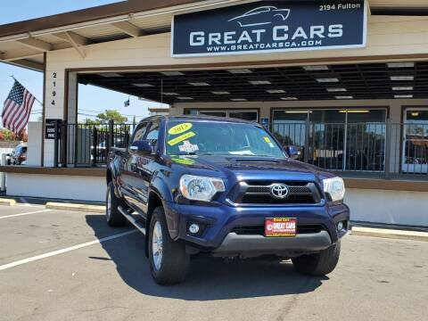 2013 Toyota Tacoma for sale at Great Cars in Sacramento CA