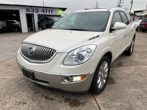 2011 Buick Enclave for sale at AMERICAN AUTO COMPANY in Beaumont TX