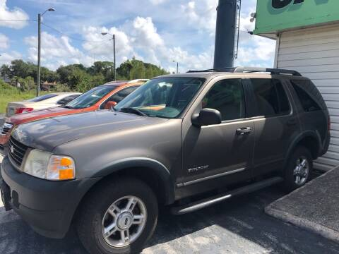 2005 Ford Explorer for sale at Jack's Auto Sales in Port Richey FL