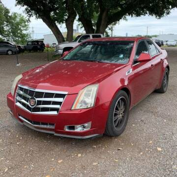 2008 Cadillac CTS for sale at CARZ4YOU.com in Robertsdale AL