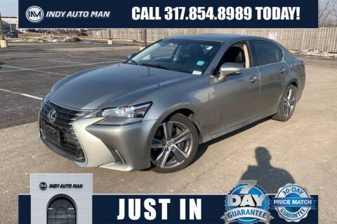 2016 Lexus GS 200t for sale at INDY AUTO MAN in Indianapolis IN