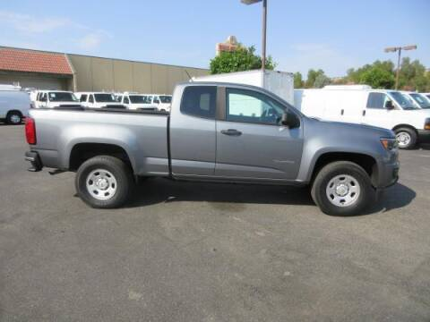 2018 Chevrolet Colorado for sale at Norco Truck Center in Norco CA