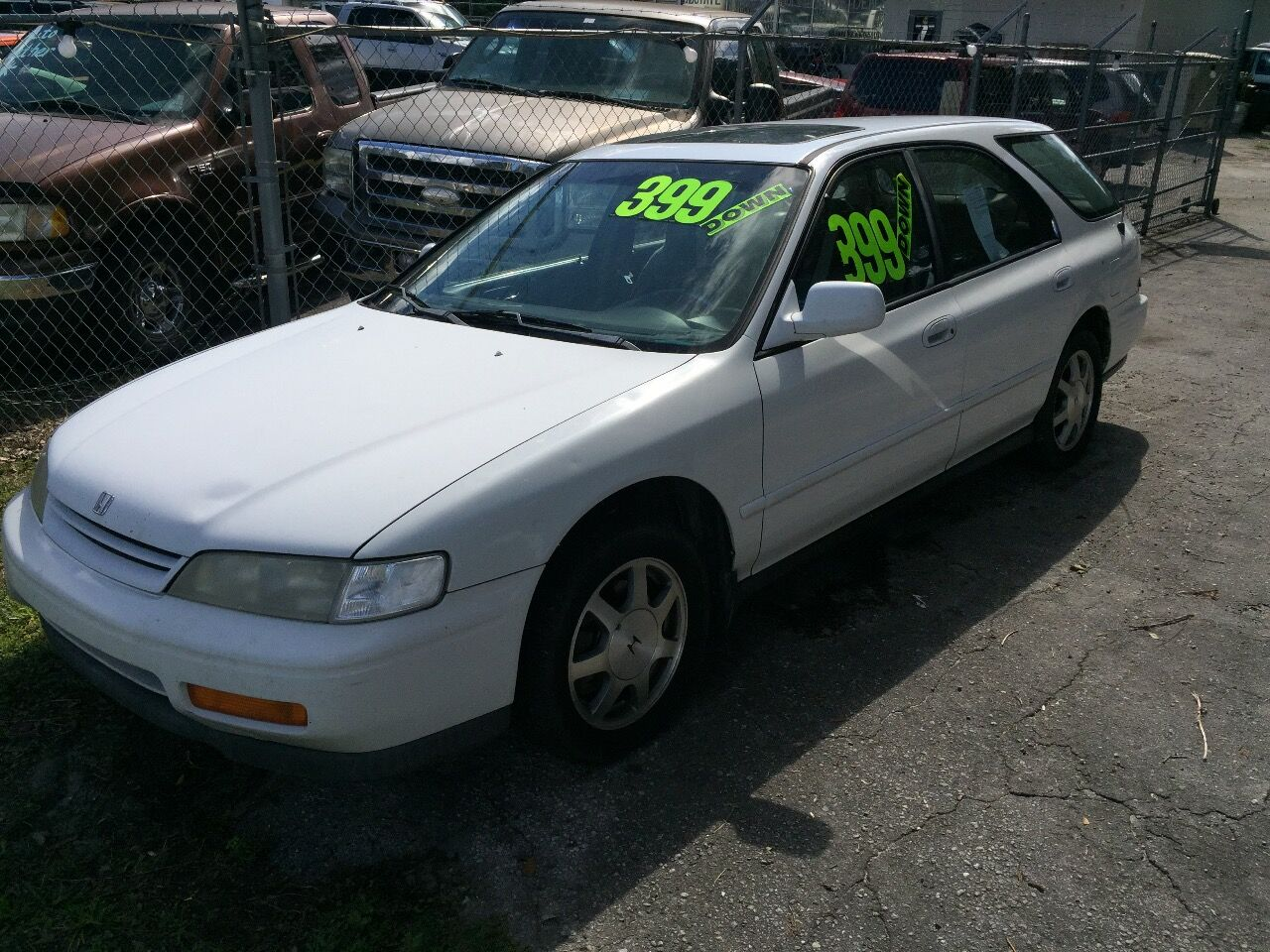 used 1995 honda accord for sale carsforsale com used 1995 honda accord for sale