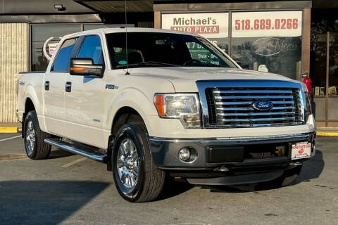 2011 Ford F-150 for sale at Michael's Auto Plaza Latham in Latham NY