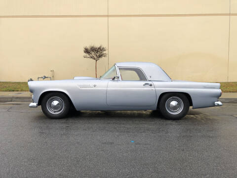 1955 Ford Thunderbird for sale at HIGH-LINE MOTOR SPORTS in Brea CA