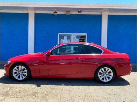 2012 BMW 3 Series for sale at Khodas Cars in Gilroy CA