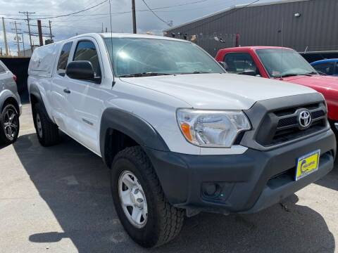 2014 Toyota Tacoma for sale at New Wave Auto Brokers & Sales in Denver CO