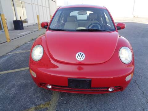 2005 Volkswagen New Beetle for sale at Royal Auto Sales KC in Kansas City MO