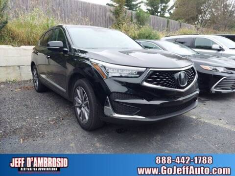 2021 Acura RDX for sale at Jeff D'Ambrosio Auto Group in Downingtown PA