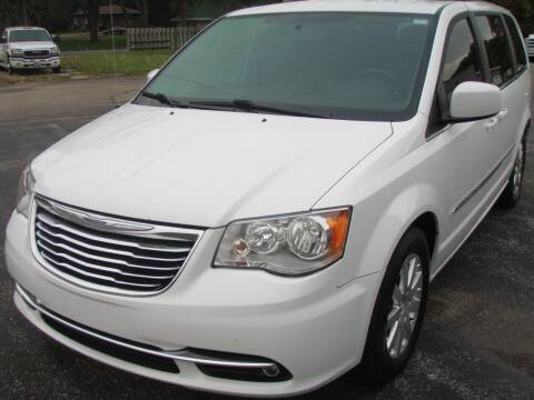 2016 Chrysler Town and Country for sale at Autoworks in Mishawaka IN