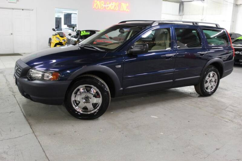 2004 Volvo XC70 for sale at R n B Cars Inc. in Denver CO
